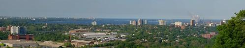 Hamilton Panorama