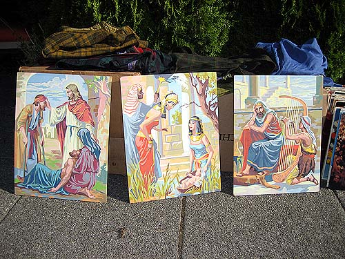 Biblical Paint By Numbers