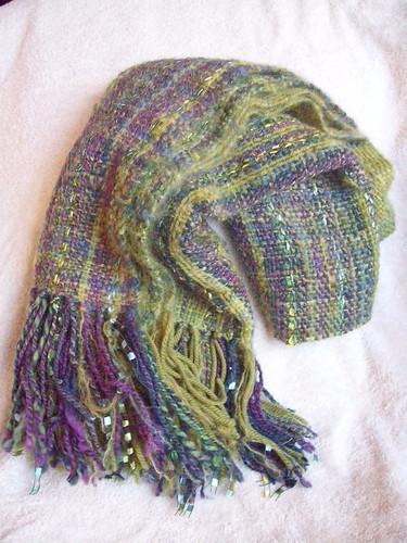 SP gift - woven blanket