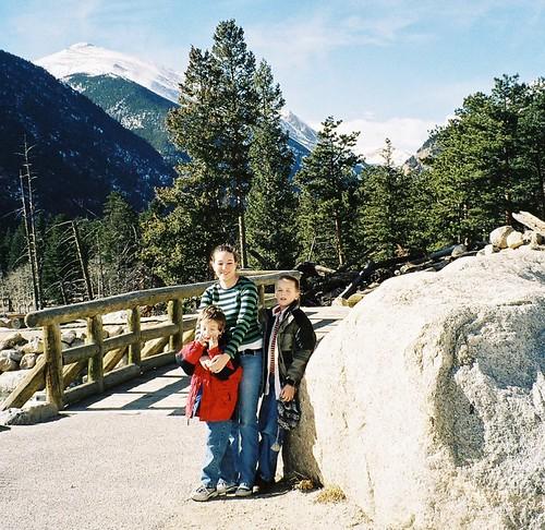 Kellen, Amber, Tyler 1998