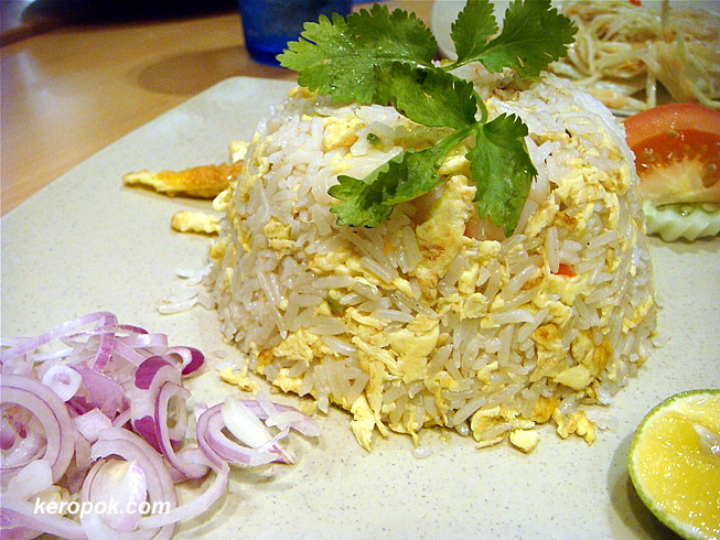Tomyam Fried Rice