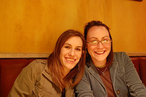 Naomi and I