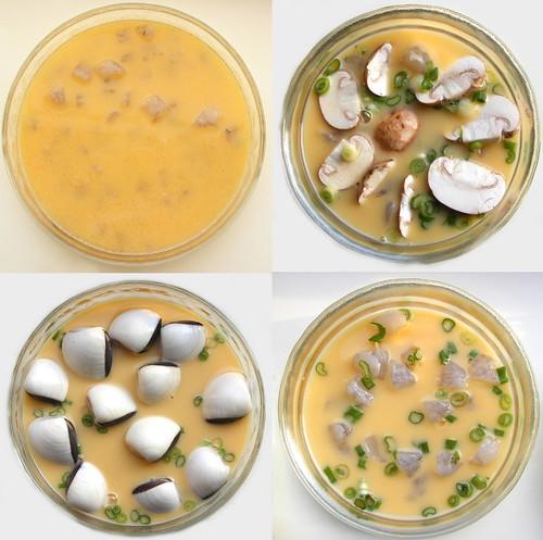 Egg Custard Variations