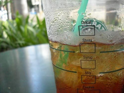 Starbucks Iced Tea