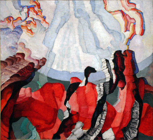 Frantisek Kupka - Creation by ahisgett.
