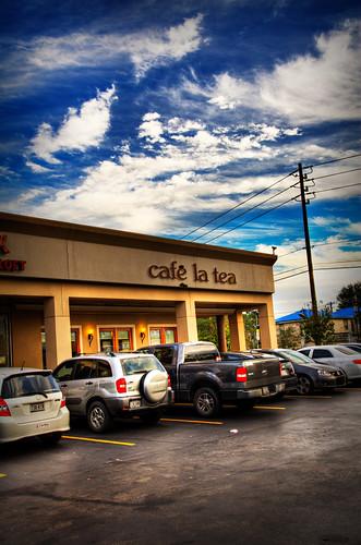 Cafe la tea