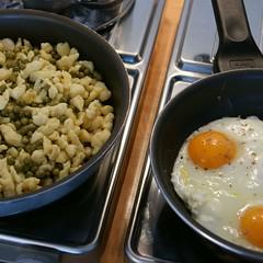 Hütten- statt Gourmetküche