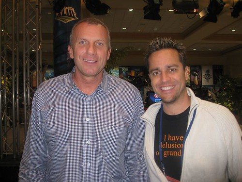 Joe Montana joins Nestor on Radio Row in Tampa