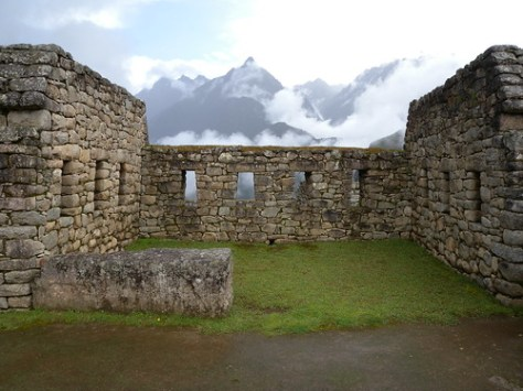 Inca construction