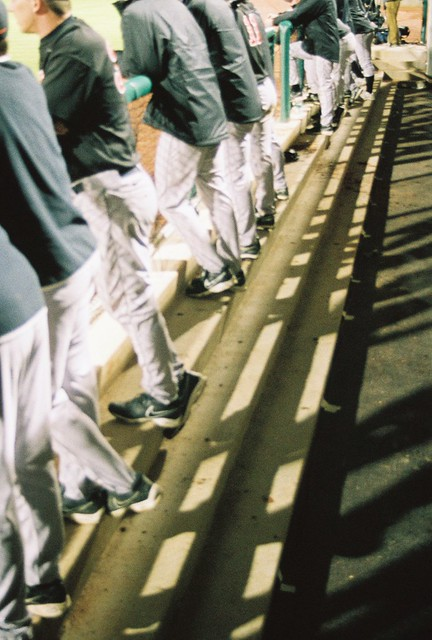 baseball: princeton @ carolina