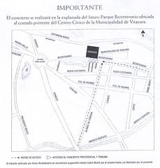mapa de entorno