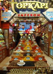Spice Shop of Istanbul