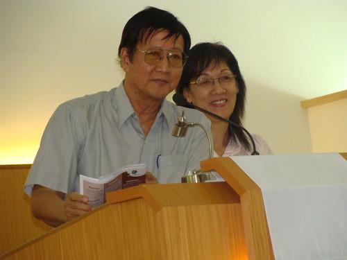Stephen & Jennifer Yeo