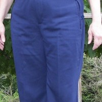 Straight Legged Pants: Vogue 1034 SB's Jeans Again