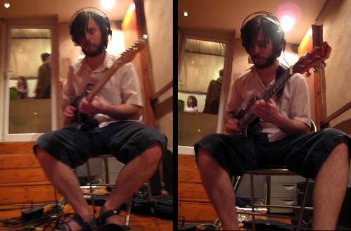 טל מקליט גיטרות