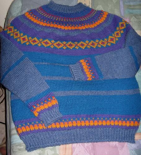 Youth Sweater IIm