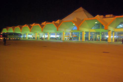 Antalya intercity bus terminal, Antalya şehirlerarası otobüs terminali, Antalya, pentax k10d