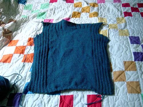 andrew's sweater