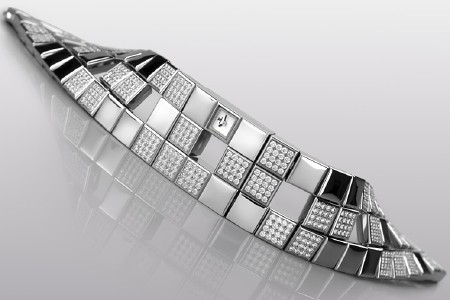 Joaillerie 101 Manchette - the most expensive wrist watch in the world.