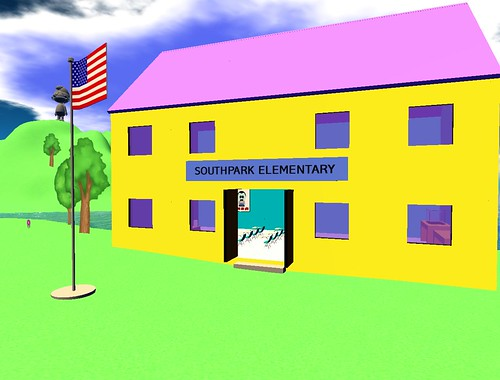 South Park Elementary Replica