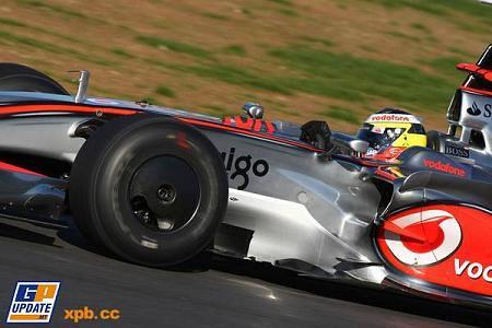 Formula 1 Testing, Portugal by you.
