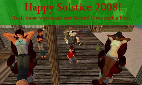 Solstice Card 2008