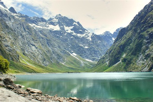 Lake Marion, Fiordland