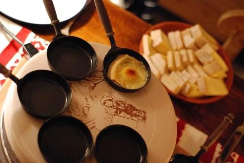 Raclette är människans bästa vän