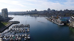 From Granville Bridge