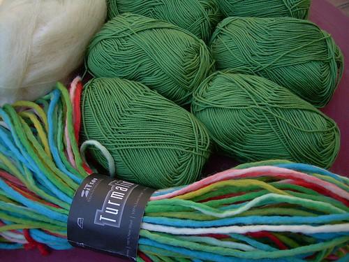 Algodón verde