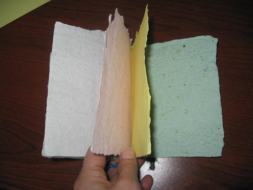 3-hole Pamphlet book