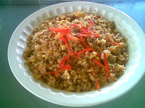 STP's kampung fried rice
