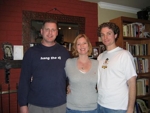 Mark, Sissy & Christian