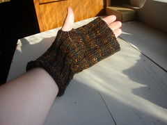 teacher's assistant fingerless mitts 1