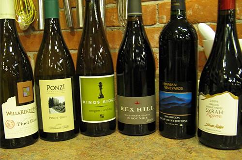 willamette wines