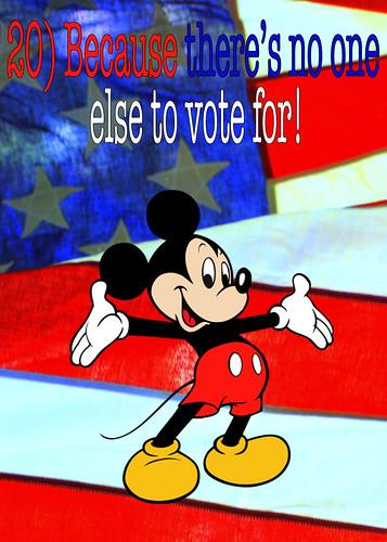 Pres. Mickey