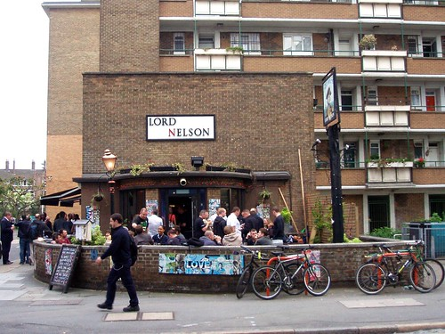 The Lord Nelson (Borough SE1)
