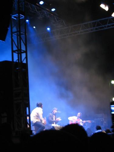 El Frances en la Corredera  Noche Blanca Flamenco 2008.