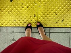 long wait for the E train
