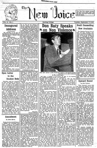 The New Voice, 9/17/68