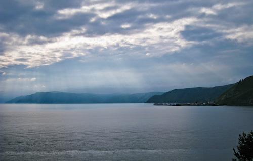 Cloudy Baikal
