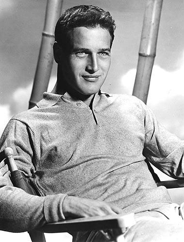 Paul Newman In
