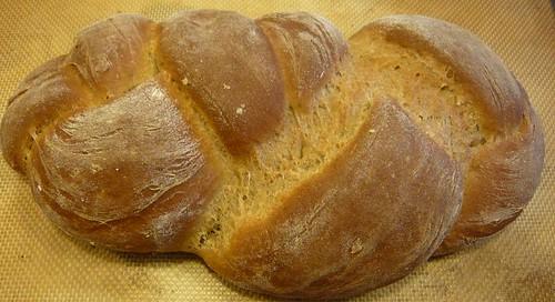 Buckwheat Challah