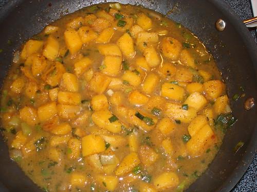 pasta sauce - butternut squash and sage 1-25-2009 7-32-35 PM 1-25-2009 7-32-35 PM