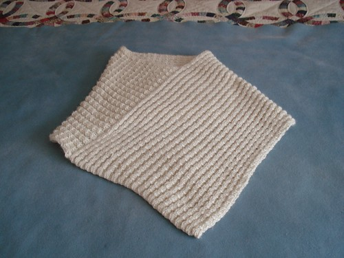 Finished Poncho #1
