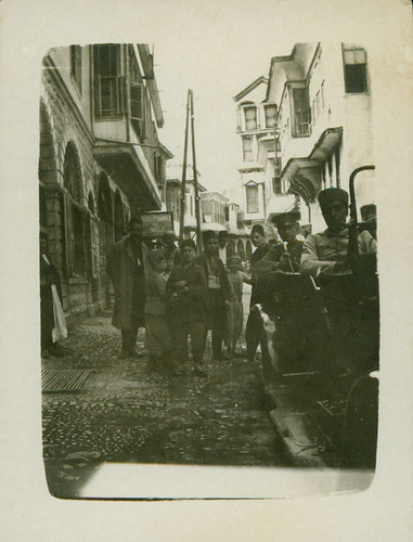 Constantinople, Turkey - 1919