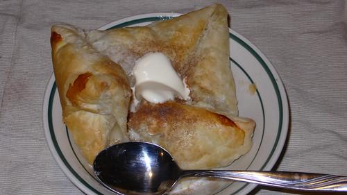 Apple Pie Parcel