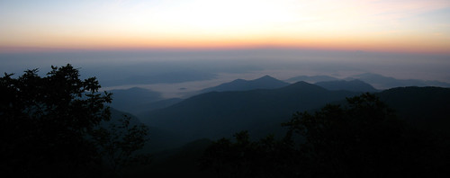 Smoky Mountain Sunrise by you.