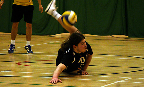 Men's Volleyball vs Manchester, Alexandru Hristea (6)