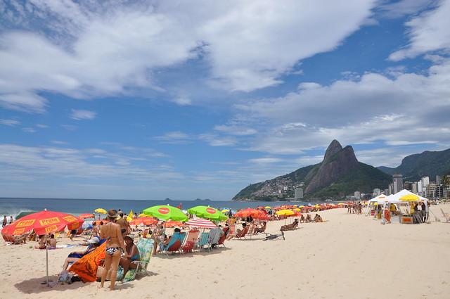 Rio de Janeiro Beach